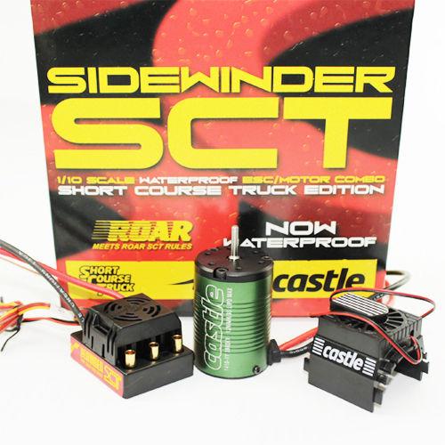 Sidewinder SCT 3800 combo
