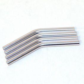 STRC 30 deg. Middle bend threaded suspension links (Silver)