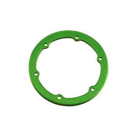 Axial 1.9 Beadlock Ring-green (2pcs)