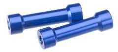 Axial 7X25MM POST - BLUE (2PCS) AXA1376