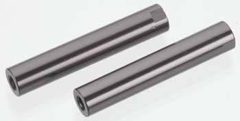 Axial AX30517 Threaded Aluminum Pipe 6x33mm Grey (2)