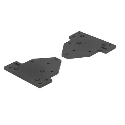RCP Ax10/TLT Aluminum Servo Plates  (1 Pair)