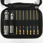 Integy QuickPit Dual Hex Wrench 7 Size Set w/Case