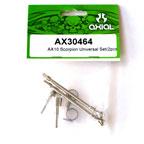 Axial SCX10 Universal Set (2pcs.)